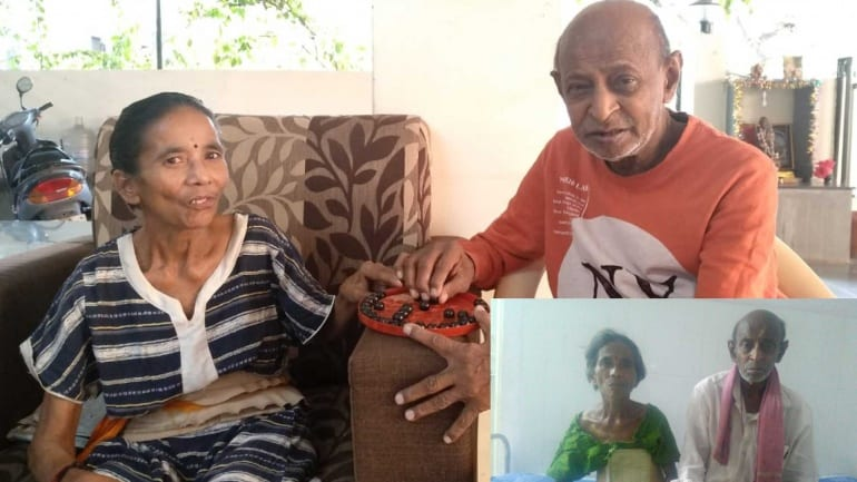 Help an elderly couple reclaim their dignity