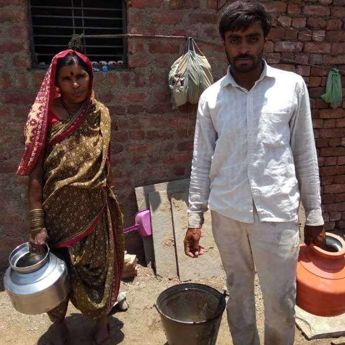 Save 2 villages from drought